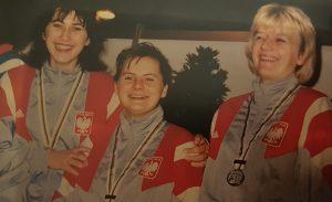 Brązowe medalistki ME (1994)