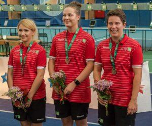 Medalistki Akademickich Mistrzostw Świata (2016)