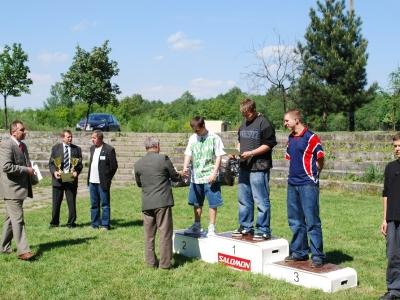 Puchar Prezesa PZSS – 14.05.2009