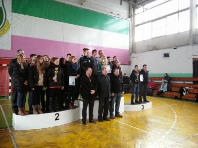 """Zawody WKS """"Wawel"""" – luty 2013"""