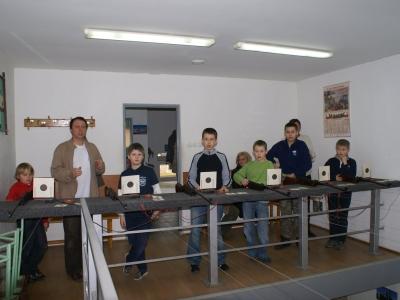 III Strzeleckie Zawody Kadetów – 27.03.2008